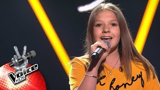 Baixar Amber - 'Ghost'   Blind Auditions   The Voice Kids   VTM