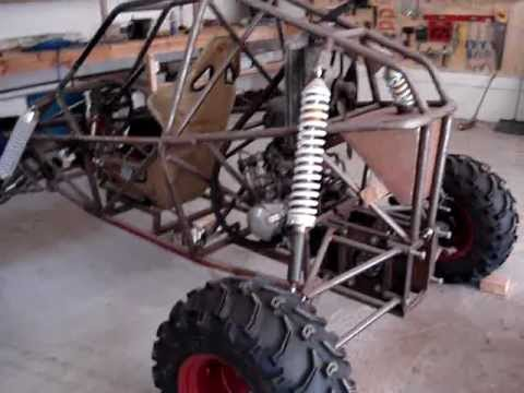 Edge Barracuda Buggy Build Youtube