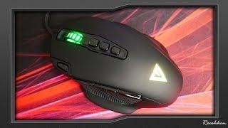 Modecom Volcano GMX5 Beast - Precyzyjna myszka w rozsądnej cenie!
