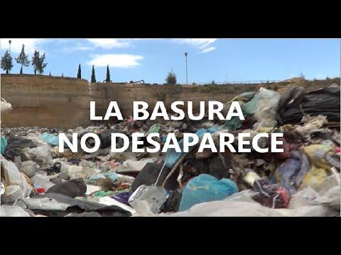 DOCUMENTAL 'LA BASURA NO DESAPARECE'. Dirigido por Ivón Hernández