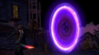 Path of Exile: Purple Portal