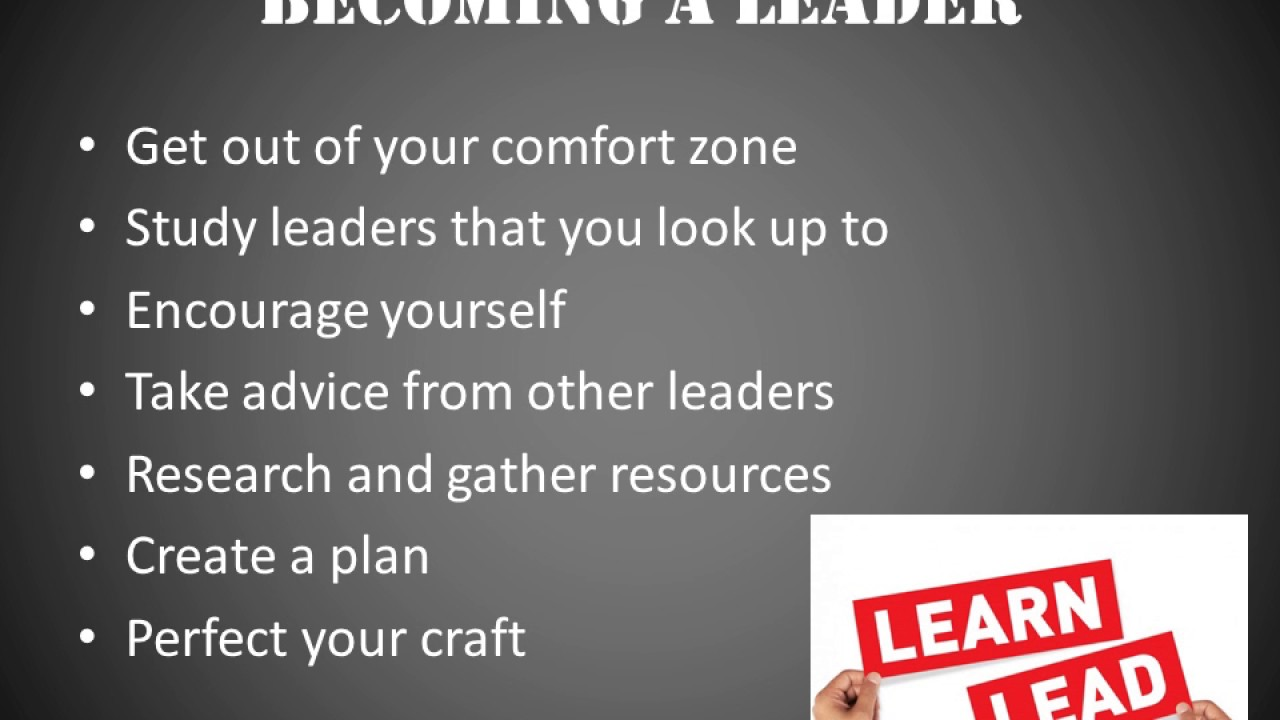 examples of leadership skills