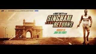 Singham Returns 2014 Teaser Trailer