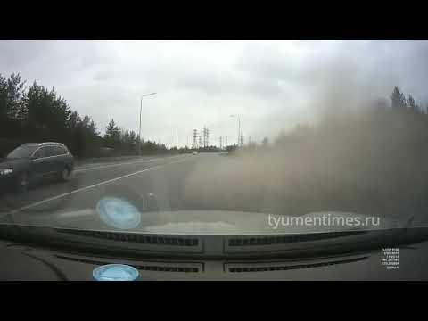 ДТП трасса Нефтеюганск - Сургут