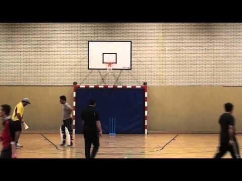 Frankfurt Cricket Club - FCC - Indoor Training March 6, 2015