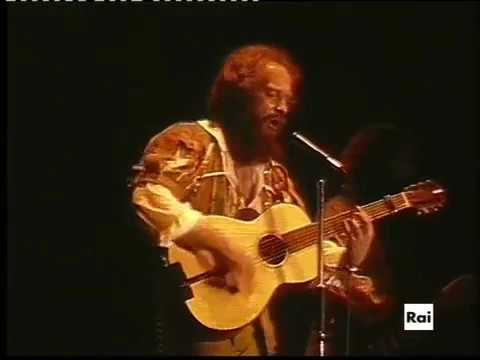 Jethro Tull - One Brown Mouse (live in Italy 1982)