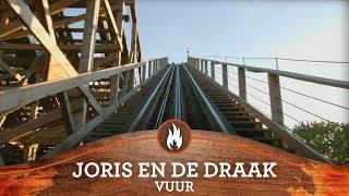 Joris en de Draak (vuur) - Efteling Onride