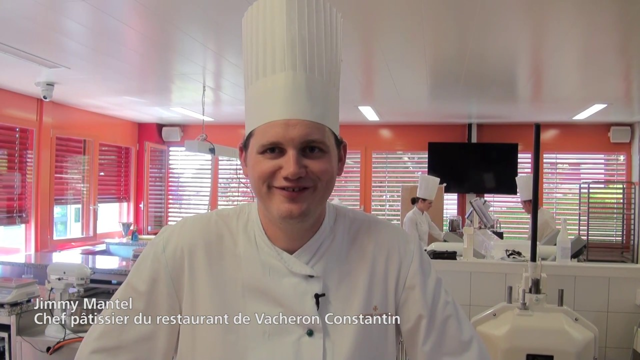 Interview de Jimmy Mantel, Chef Pâtissier d'Eldora SA du restaurant de Vacheron Constantin