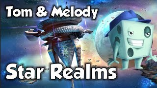 Star Realms Review - with Tom and Melody Vasel