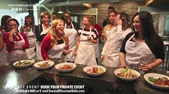 Team Building Cooking Class Iron Chef Battle