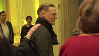 Bryan Adams im Haus der Kunst: Vernissage und Ausstellung Opel Kalender