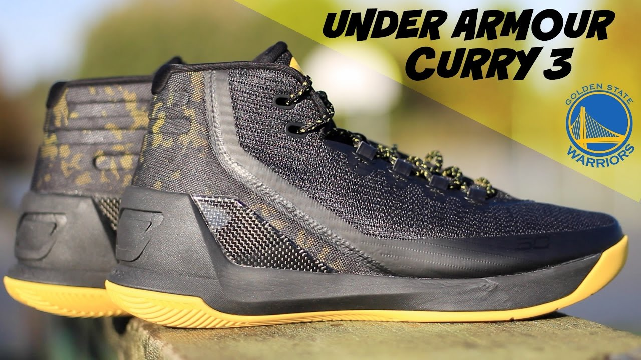 996adfdc5bb3 Under Armour Curry 3 Initial Performance Review (SC Camo) - YouTube