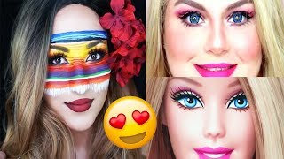 ✨Face Paint Eye Makeup Ideas for Kids | Best Makeup Tutorials 2018 | Woah Beauty