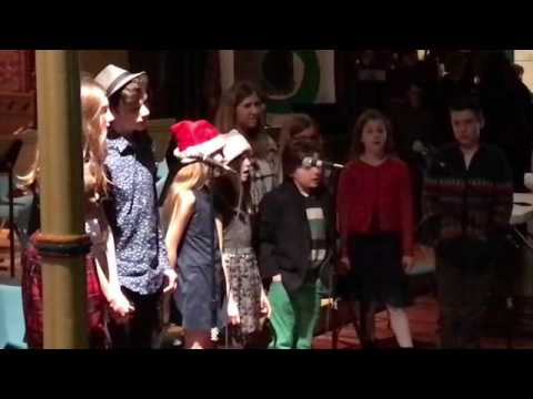 Hoboken Charter School Holiday Concert 2016