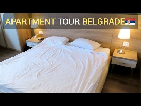Apartment In Belgrade Tour and Pricing Serbia 2020