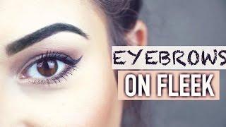 Eyebrows ON FLEEK ! - Horia