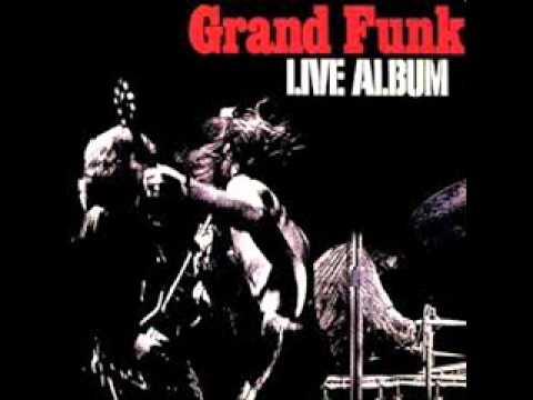 Into the Sun Grand Funk Railroad LIVE