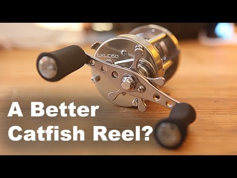 An Affordable Catfish Reel