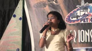 naadangalayi nee varoo...Shreya Ravindran