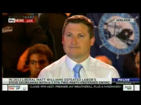 Liberal MP Matt Williams Forced to Backtrack After Misleading Answer to MUA Question