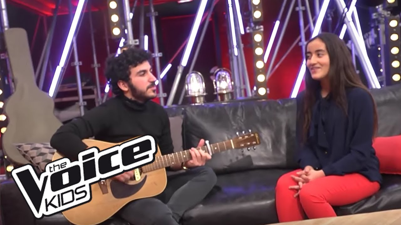all i ask ad le betyssam the voice kids france 2017 cover youtube. Black Bedroom Furniture Sets. Home Design Ideas