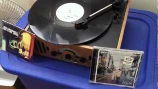 Unboxing Of Noel Gallagher's High Flying Birds Vinyl Boxset!