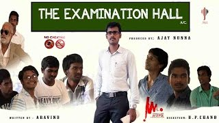 Btech examination Hall - New Telugu short films || 7Hills Channel