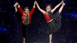 D5 Junior I Incredible performance by Chaithik & Heiza I Mazhavil Manorama
