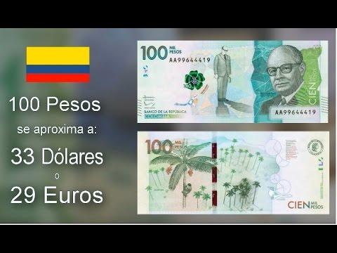 Los 7 Billetes Mas Valiosos de Sudamerica