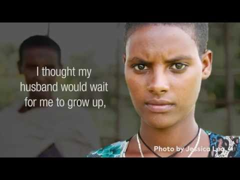 Married at 3, Divorced at 7: Two Ethiopian Girls Share Their