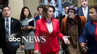 In letter, Pelosi suggests Trump postpone State of the Union The House speaker said her message was not because of politics but due to security risks caused by the government shutdown. WATCH THE FULL EPISODE ..., From YouTubeVideos