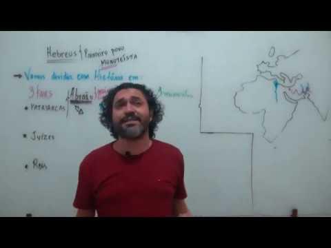 Hebreus - Da Antiguidade Até A Criação Do Estado De Israel.