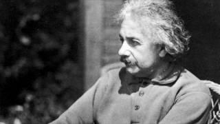 Rare German recording of Albert Einstein - 7. Deutsche Rundfunkausstellung 1930