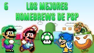 Los mejores homebrews de PSP | Parte 6 | luigi2498 | HD