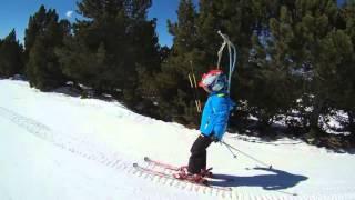 Visitamos la Estación de Esquí de Font Romeu