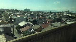 名古屋駅〜名古屋車両基地 東海道新幹線 N700系