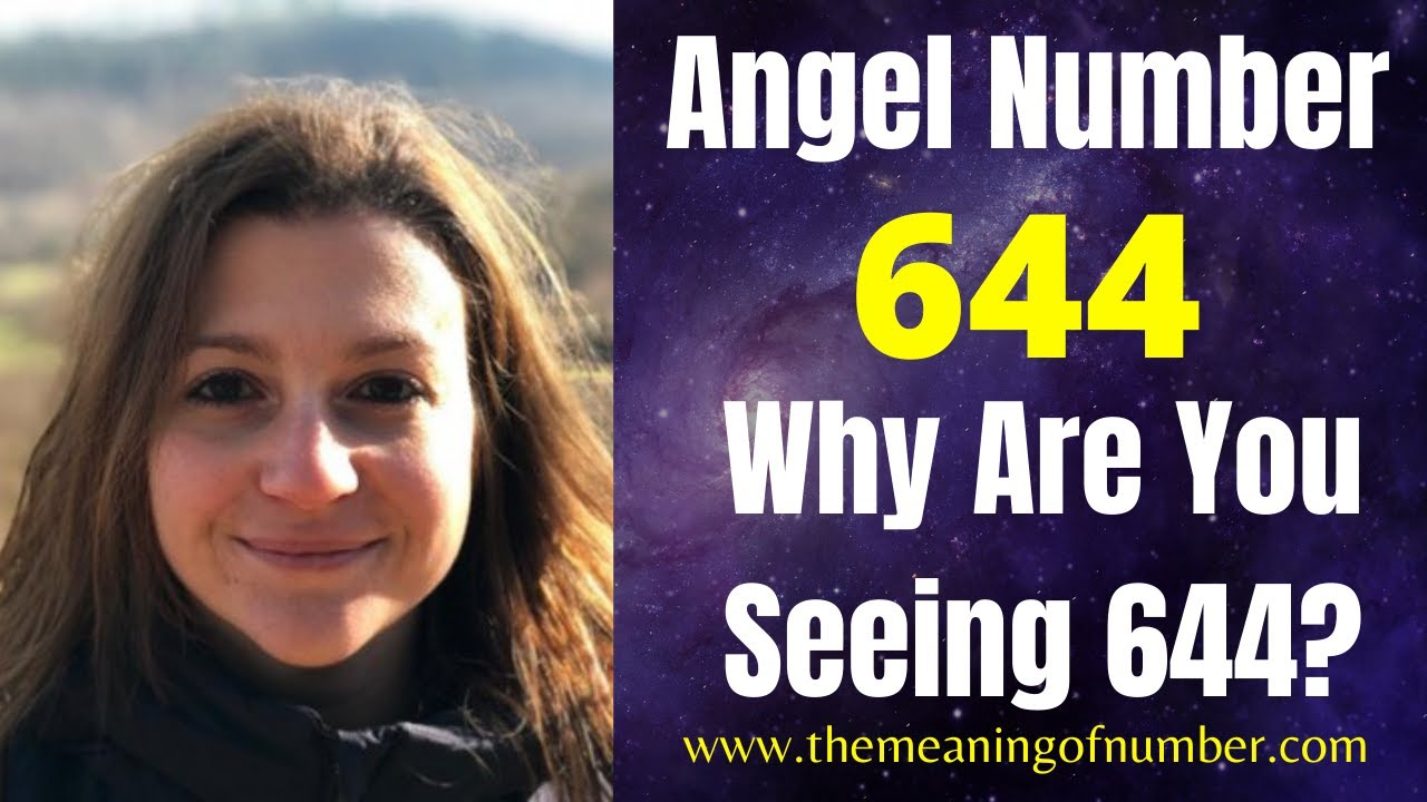 Download Reasons Why You Keep Seeing 644? | 644 Angel Number Meaning