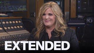 Trisha Yearwood On Working With Husband Garth Brooks   EXTENDED