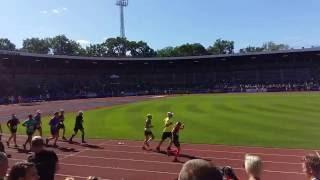 Sami - Stockholm Marathon 2016 Final lap