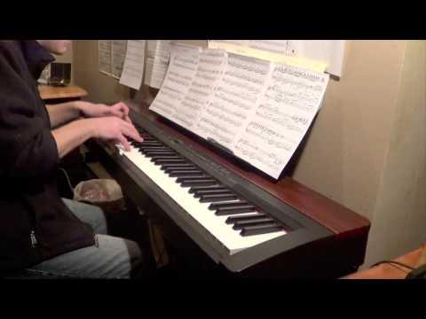 Gabriel Faure  Pavane, op 50 for Piano Solo