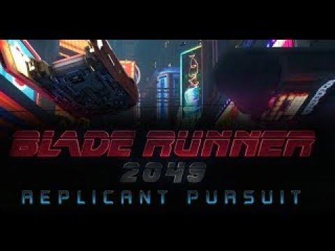 Blade Runner 2049 VR: Replicant Pursuit (GearVR)