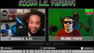 Hooda Lutha King Presents Blind Fury