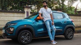 Renault Kwid Facelift - Best Small Car?   Faisal Khan
