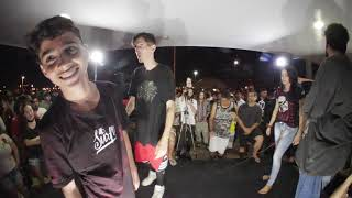 BMO & CEDRIC vs ALINE & FERNANDES | BATALHA DE RAP | MUSEU | NEW VS OLD SCHOOL  SEMI FINAL