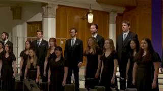 O Love by Elaine Hagenberg - LMU Consort Singers in Concert