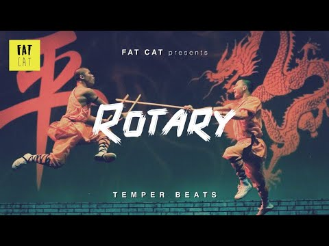 (free) Japanese Old School Boom Bap Type Beat X Hip Hop Instrumental | 'Rotary' Prod. By TEMPER