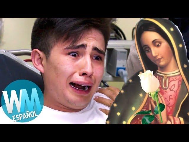 ¡OTRO Top 10 de Episodios más Ridículos de La Rosa de Guadalupe!