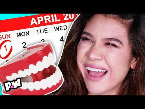 Do's + Don'ts of April Fools' Day ~ pocket.watch