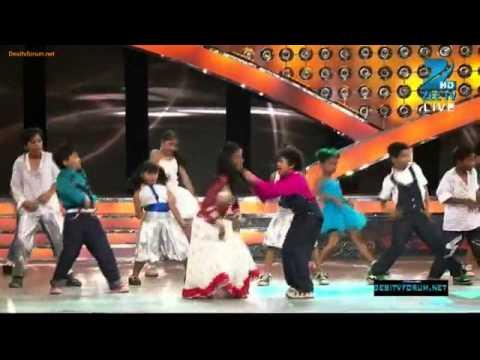 Raghav Cockroaz & Prince, neerav - Dance India Dance Season 3 Grand Final 21st April 2012.avi