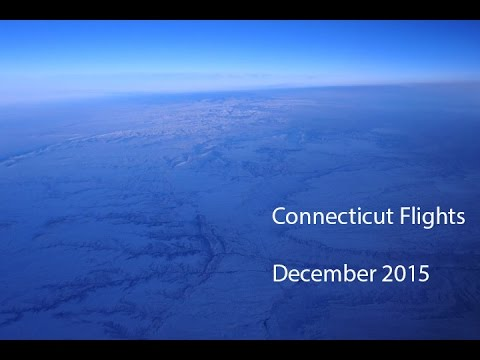 Connecticut Flights December 2015